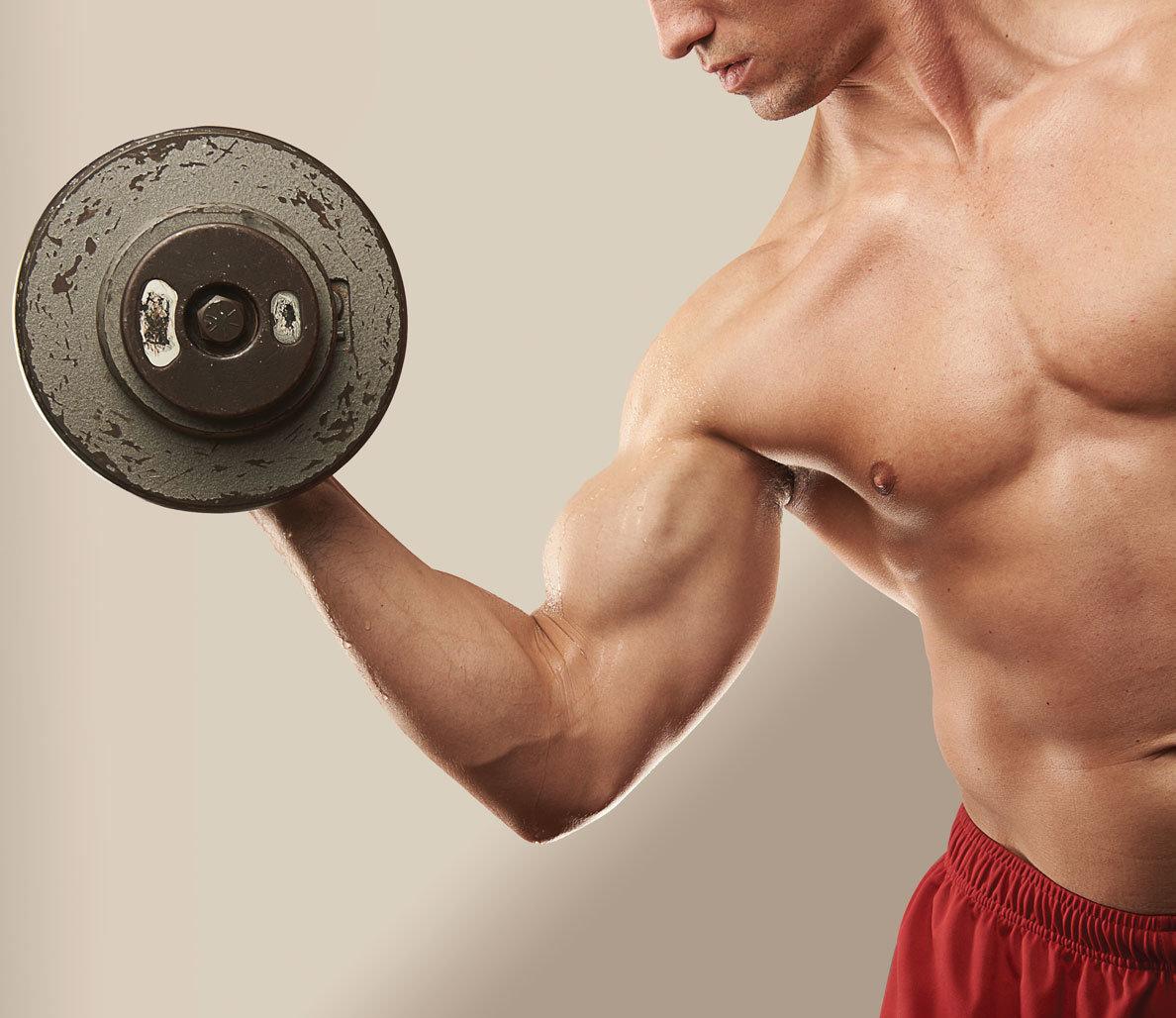چرا هرچه قدر تمرین و ورزش میکنید بازوهایتان کوچک نمیشود؟