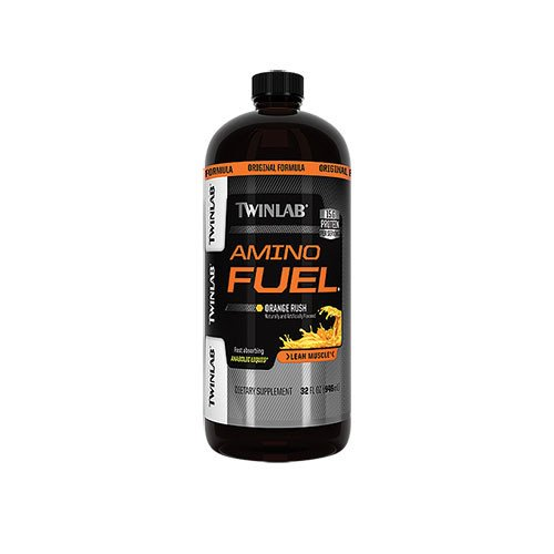 amino fuel twinlab orange