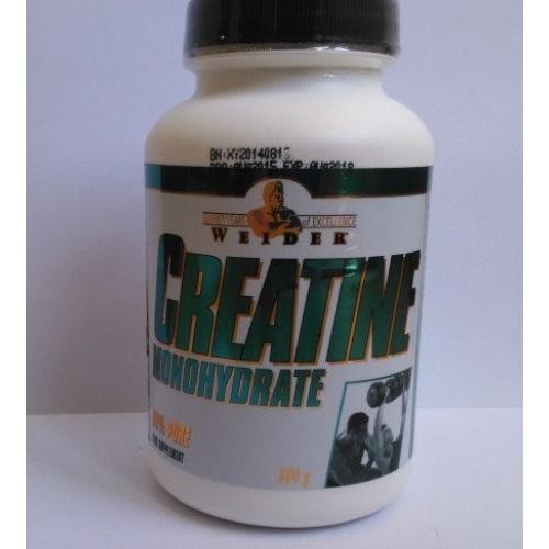 creatine weider powder