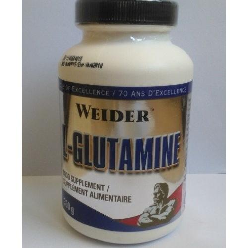 l glutamine weider