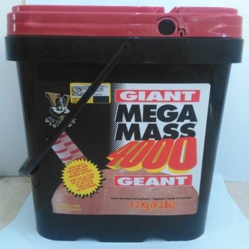 mega mass 4.2 weider weight gainer