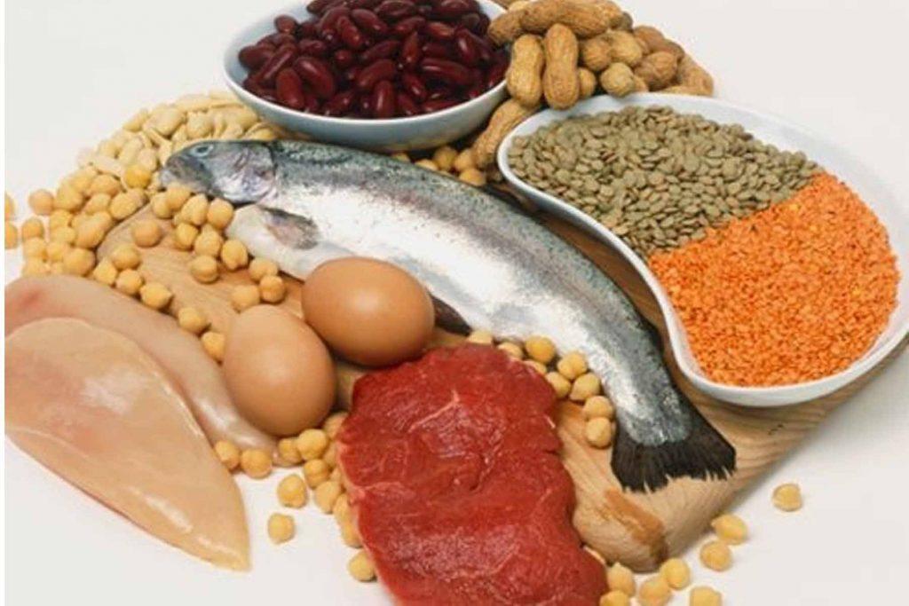 ۳ نوع منبع پروتئین طبیعی برای بعد از تمرین