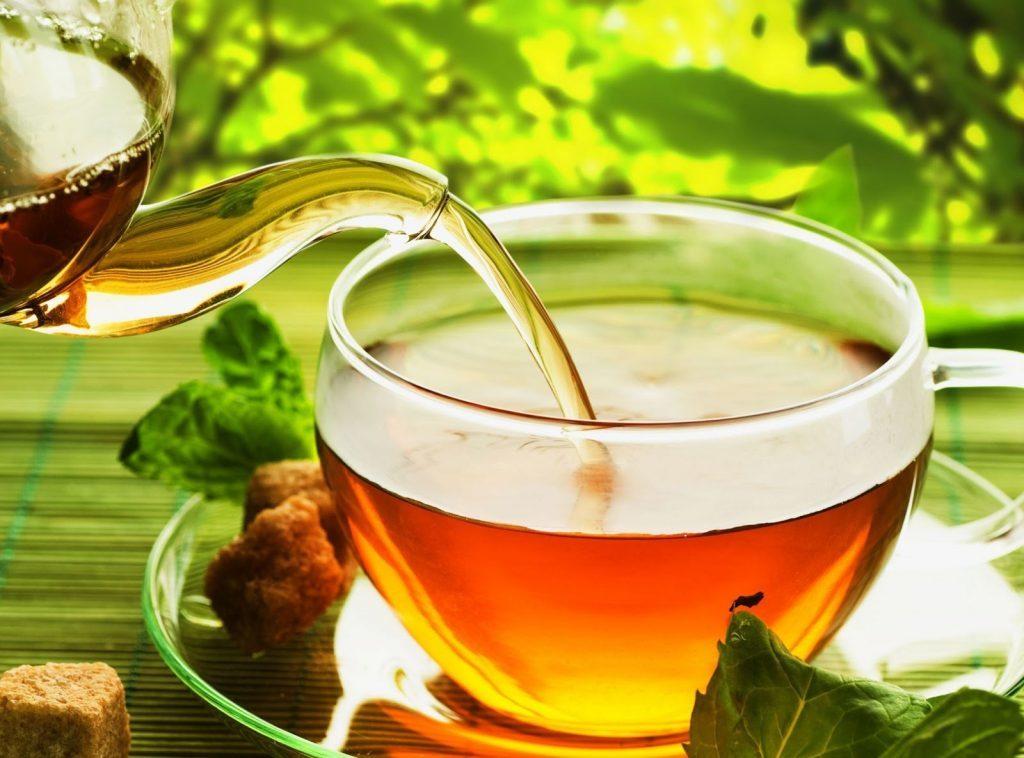 راز های چربی سوزی چای سبز