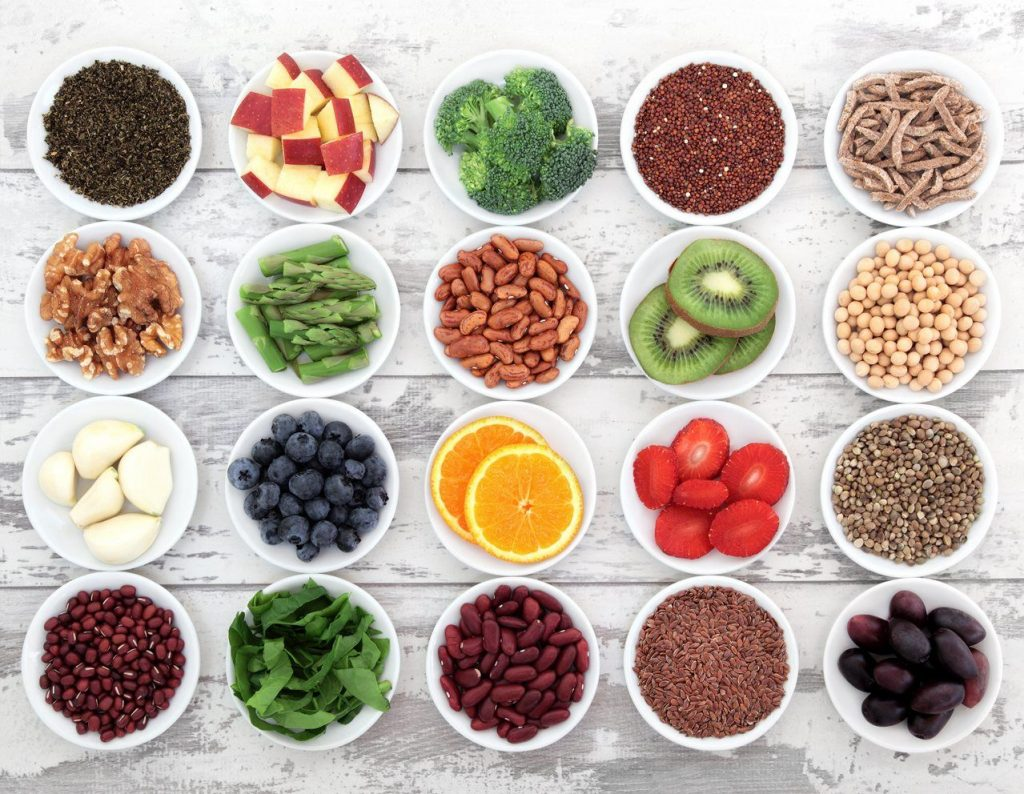 ریز مغذی های برتر و منابع غذایی آنها