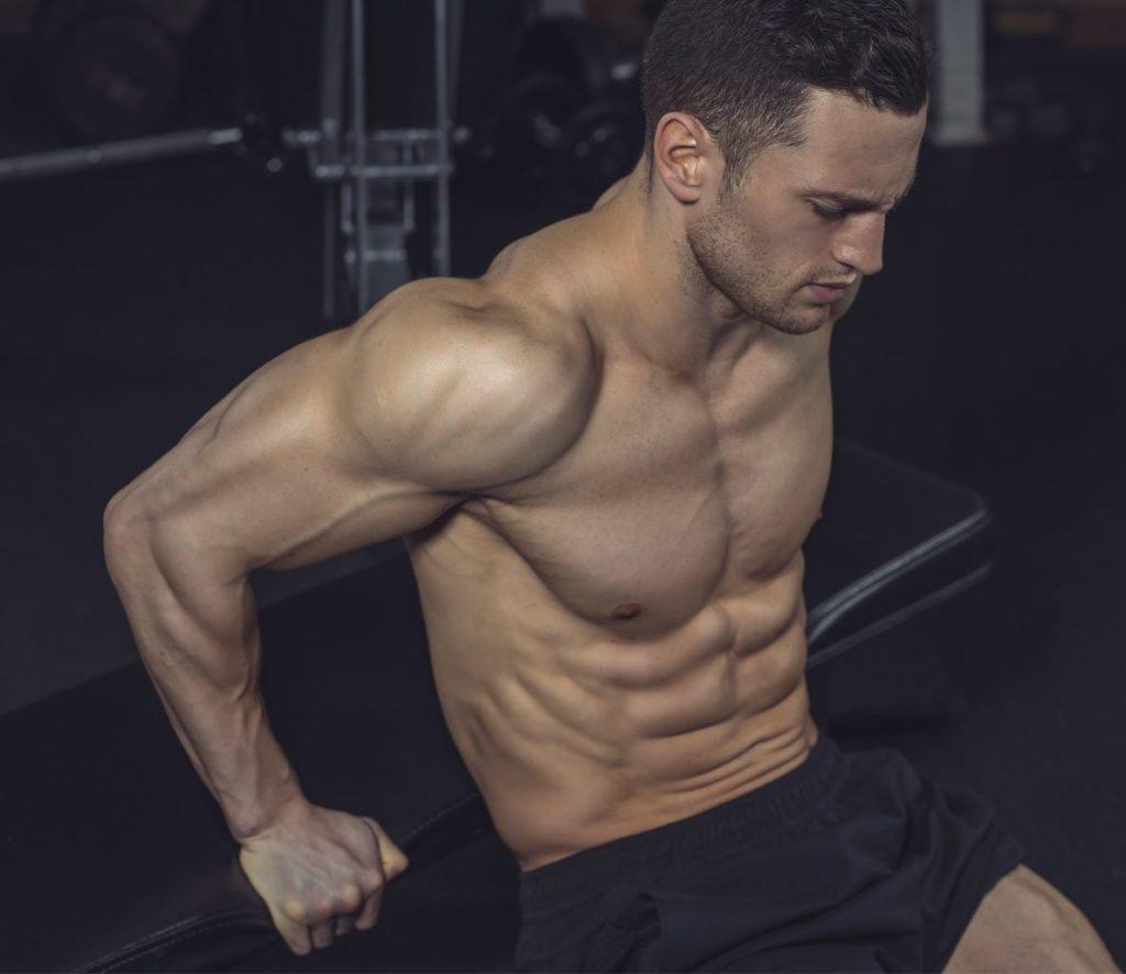 معرفی برترین حرکات برای عضلانی کردن پشت بازو
