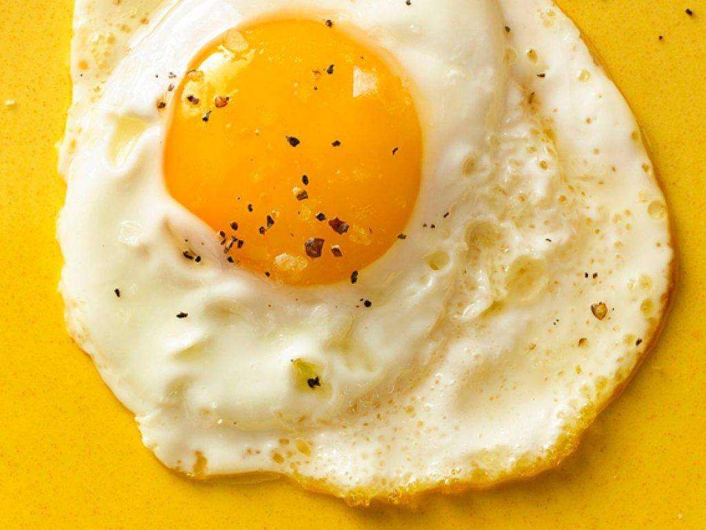 تخم مرغ گنجینه ای برای تغذیه بدنسازان