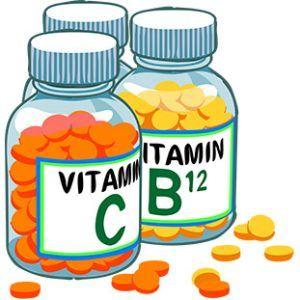 مولتی ویتامین و مینرال ها
